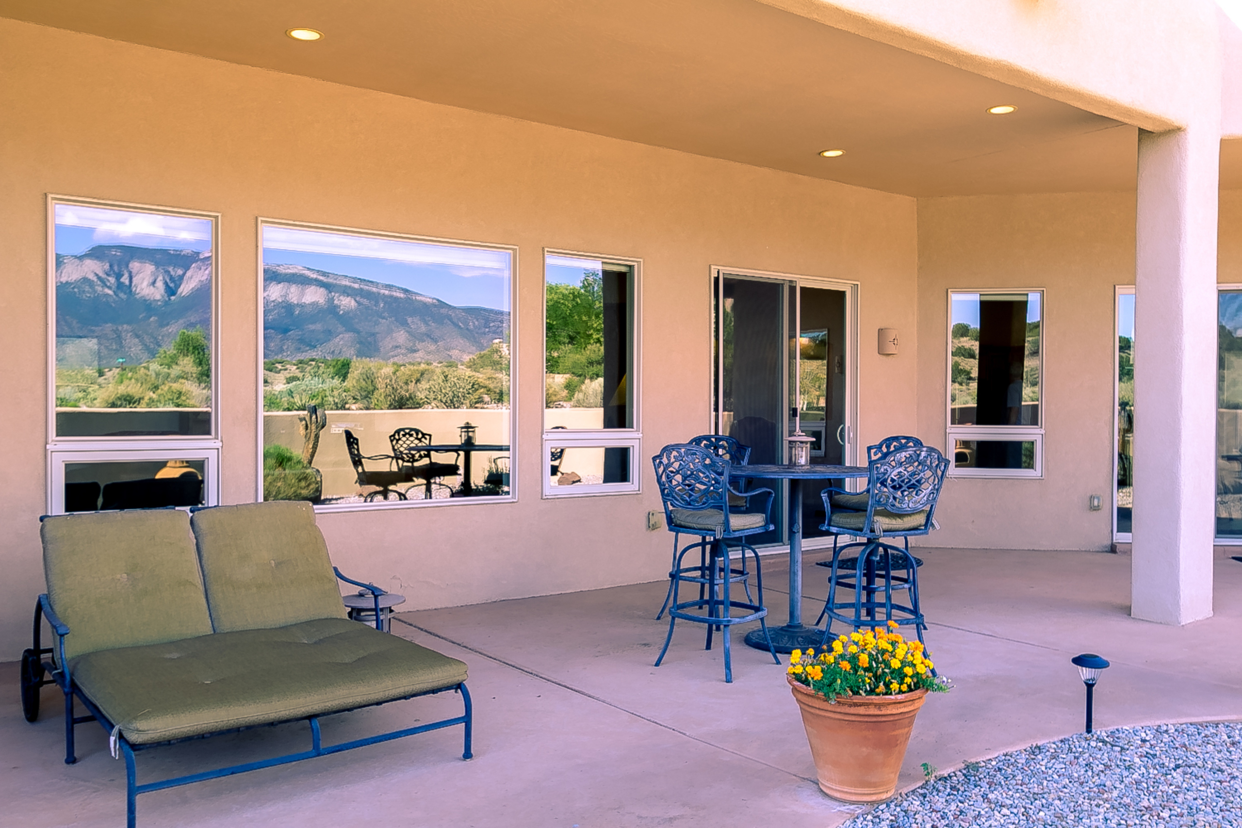 Amazing Single Level Custom Home with Sandia Mountain Views