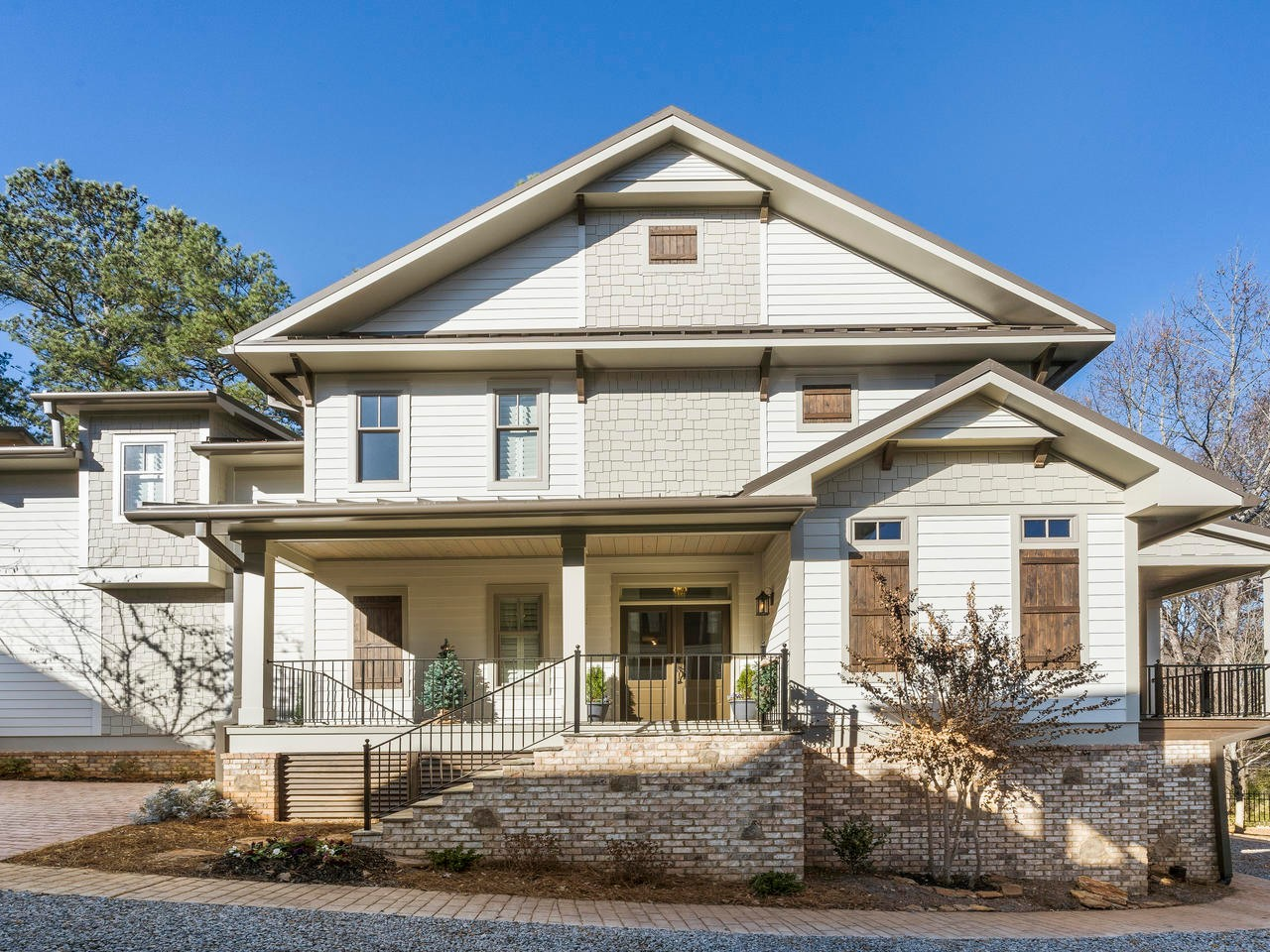 LEED Platinum Certified Custom Home In The Heart of Historic Roswell!