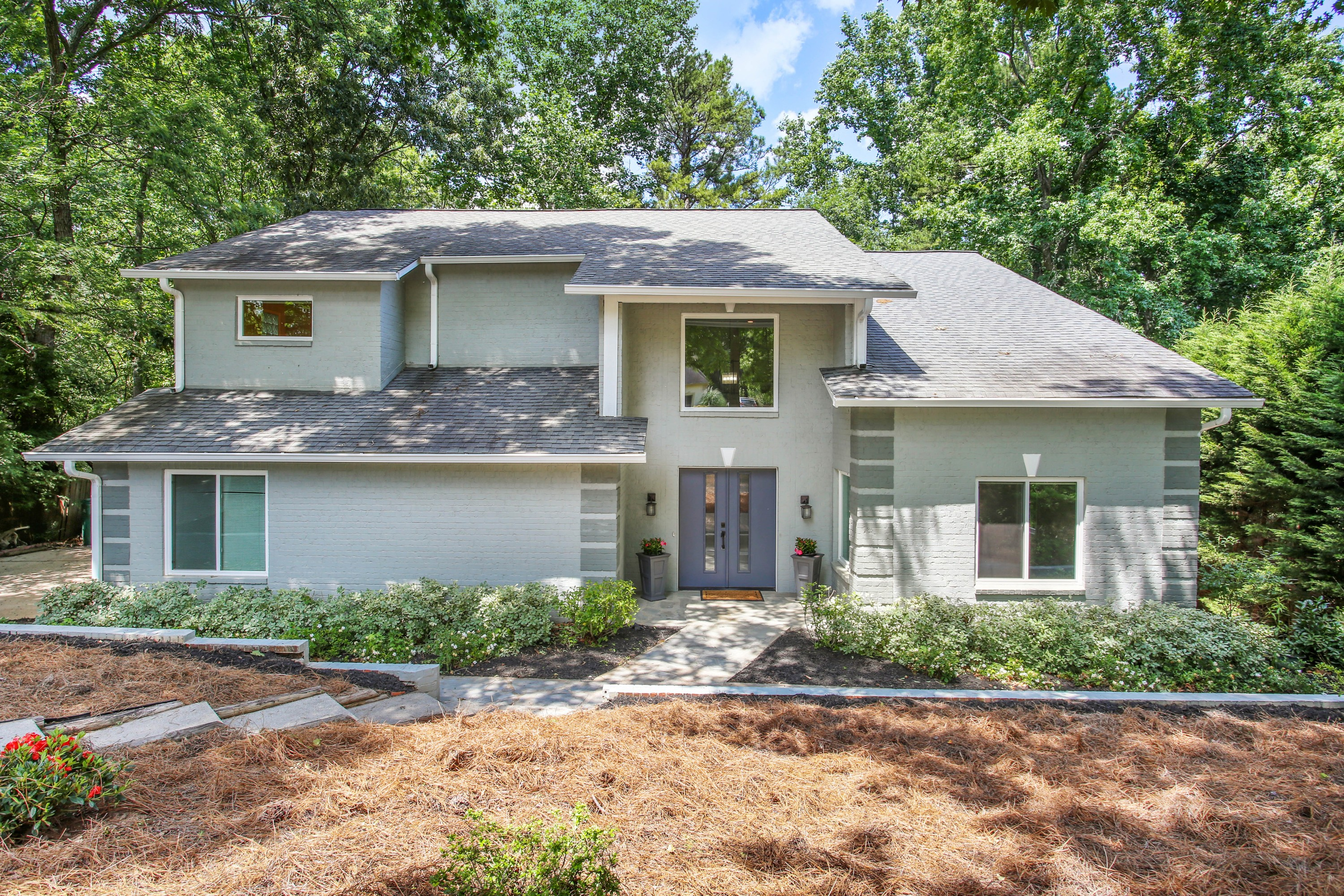 Updated Johns Creek Home With Space For Everyone!