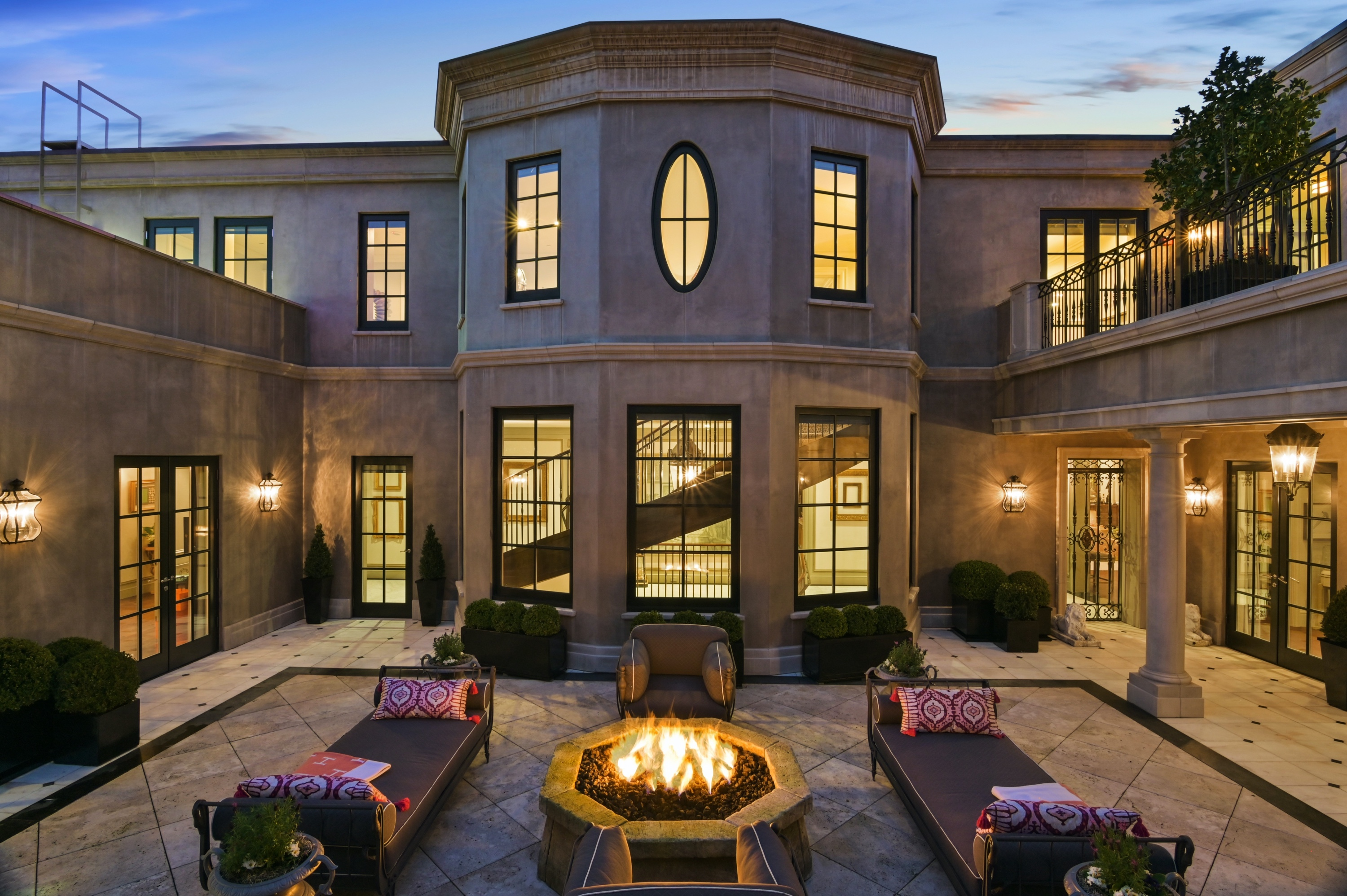 PACIFIC HEIGHTS GRAND MANSION