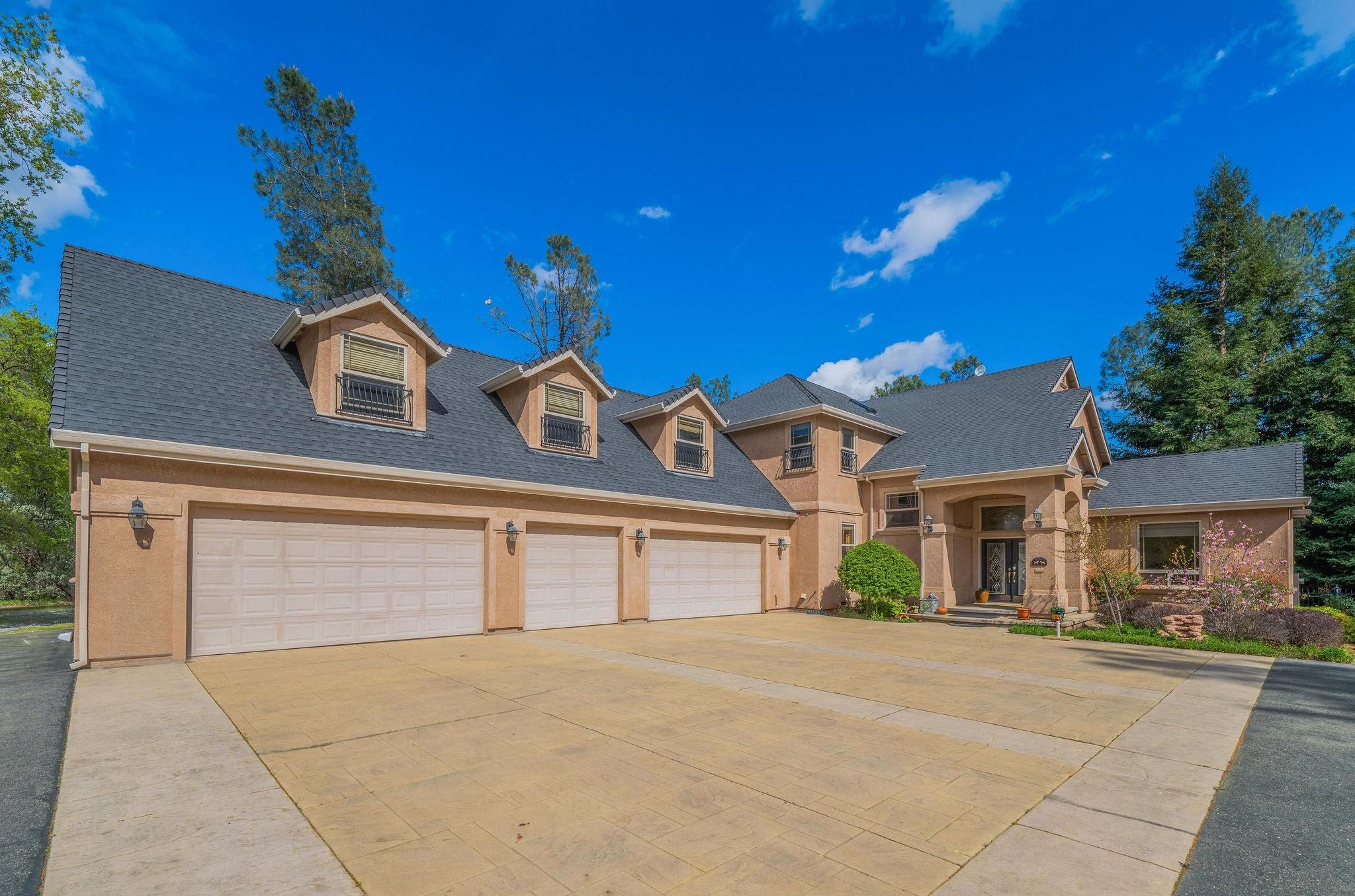 Gated Estate Property