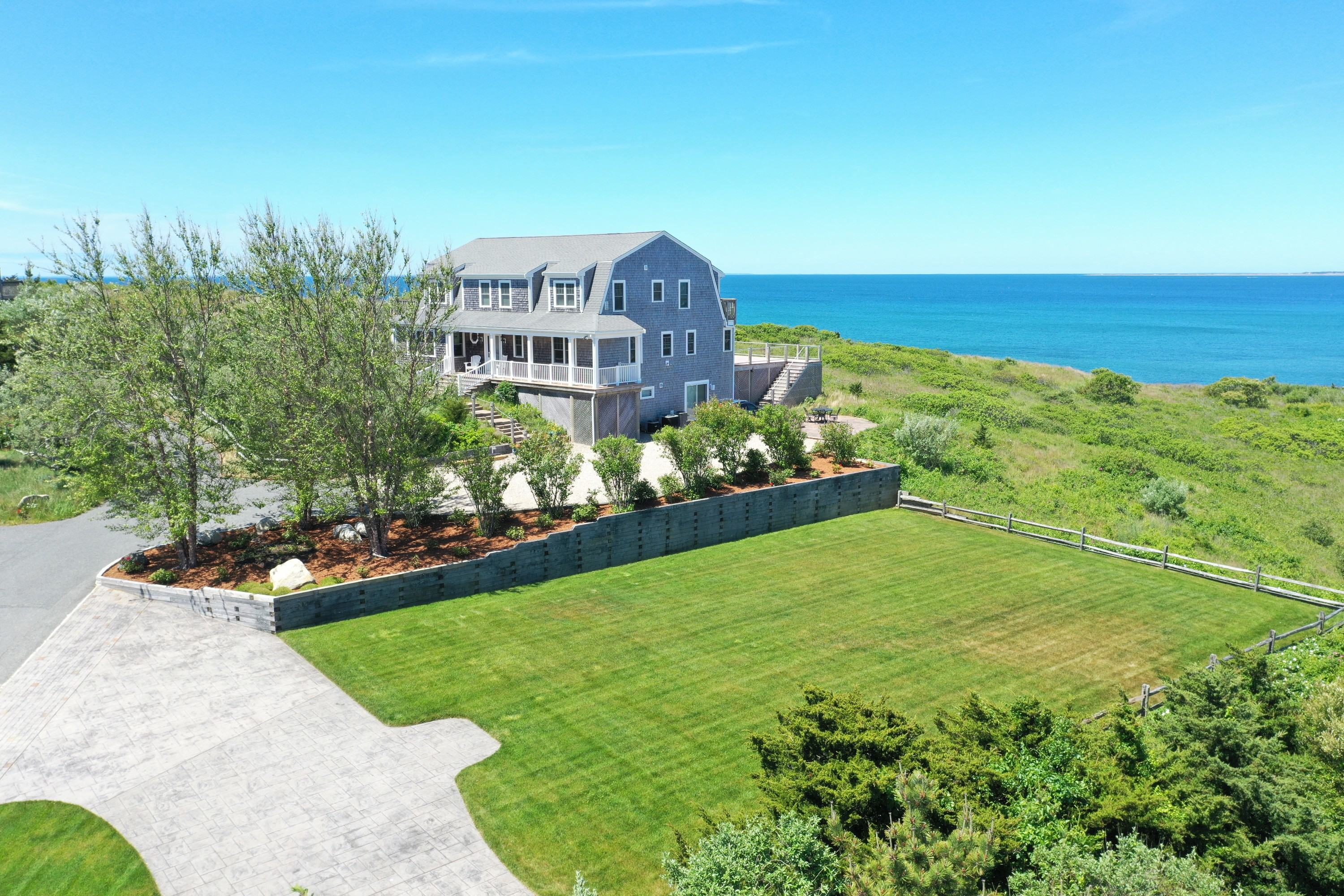 Idyllic Waterfront Cape Cod Home