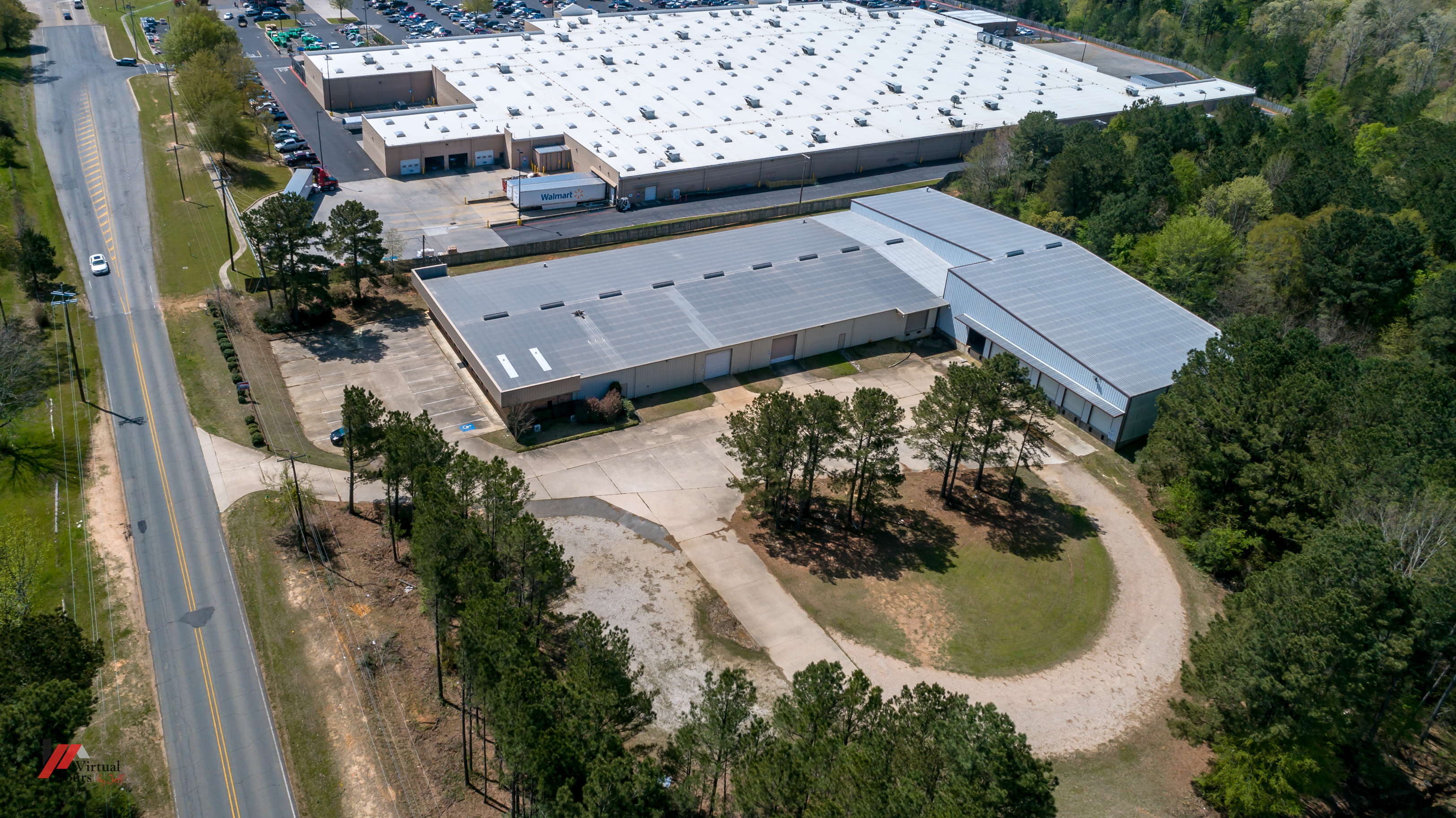 Distribution Complex - Warehousing/Office/Parking