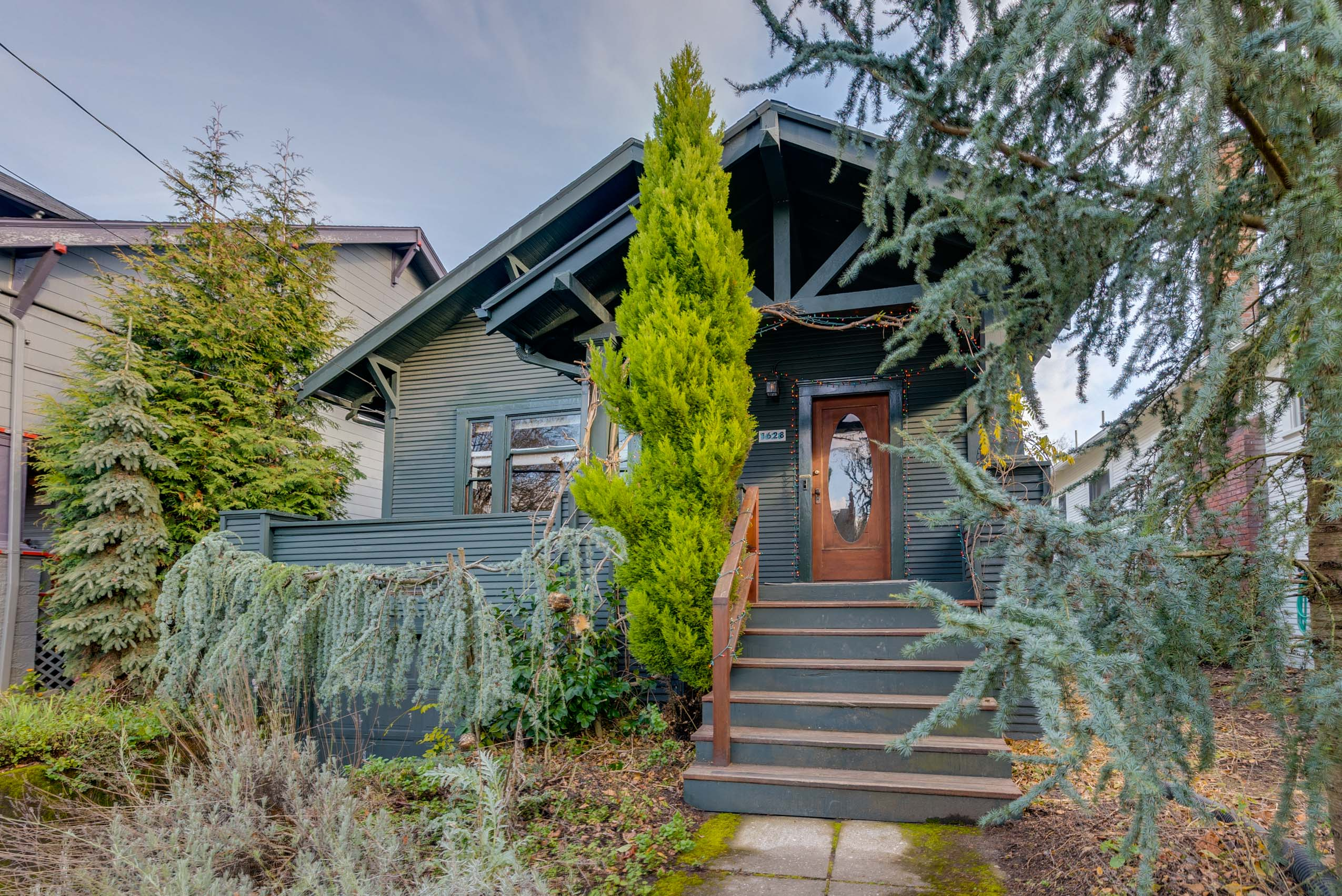 Outstanding Craftsman Bungalow in Heart of Hawthorne
