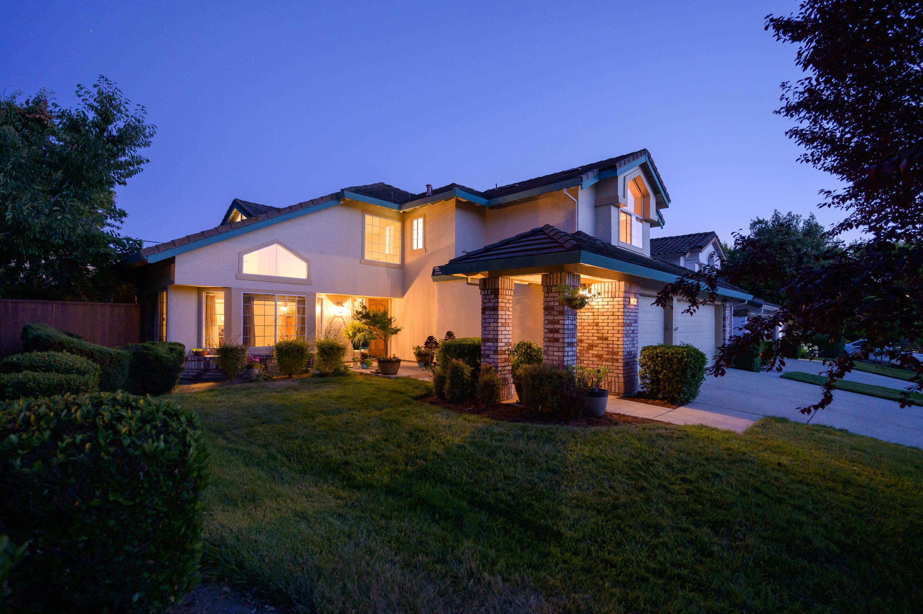 Gorgeous Home in The Vineyards of Scotts Valley!