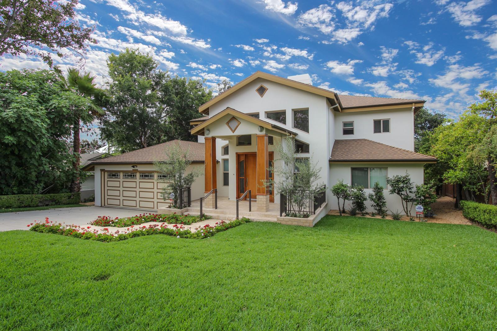 Custom Built home in Altadena
