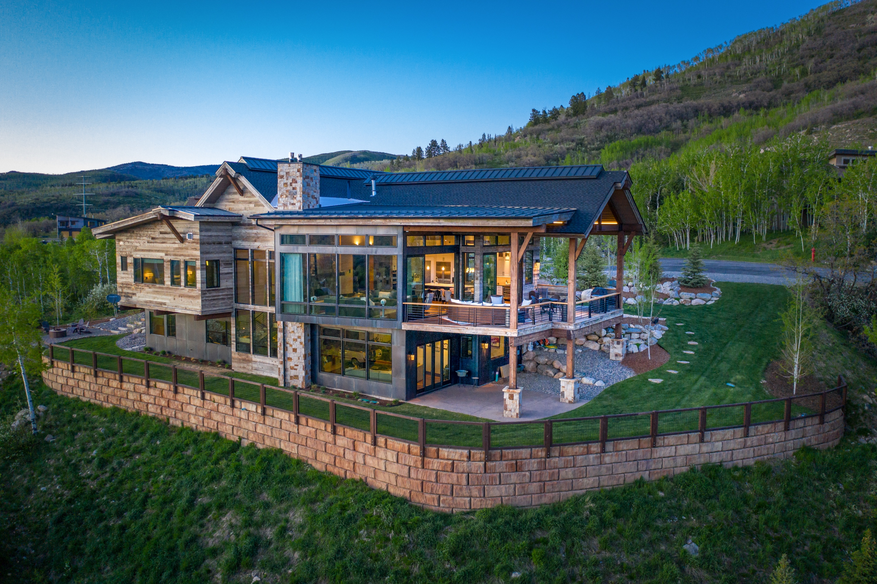 Unparalleled views above Steamboat Springs