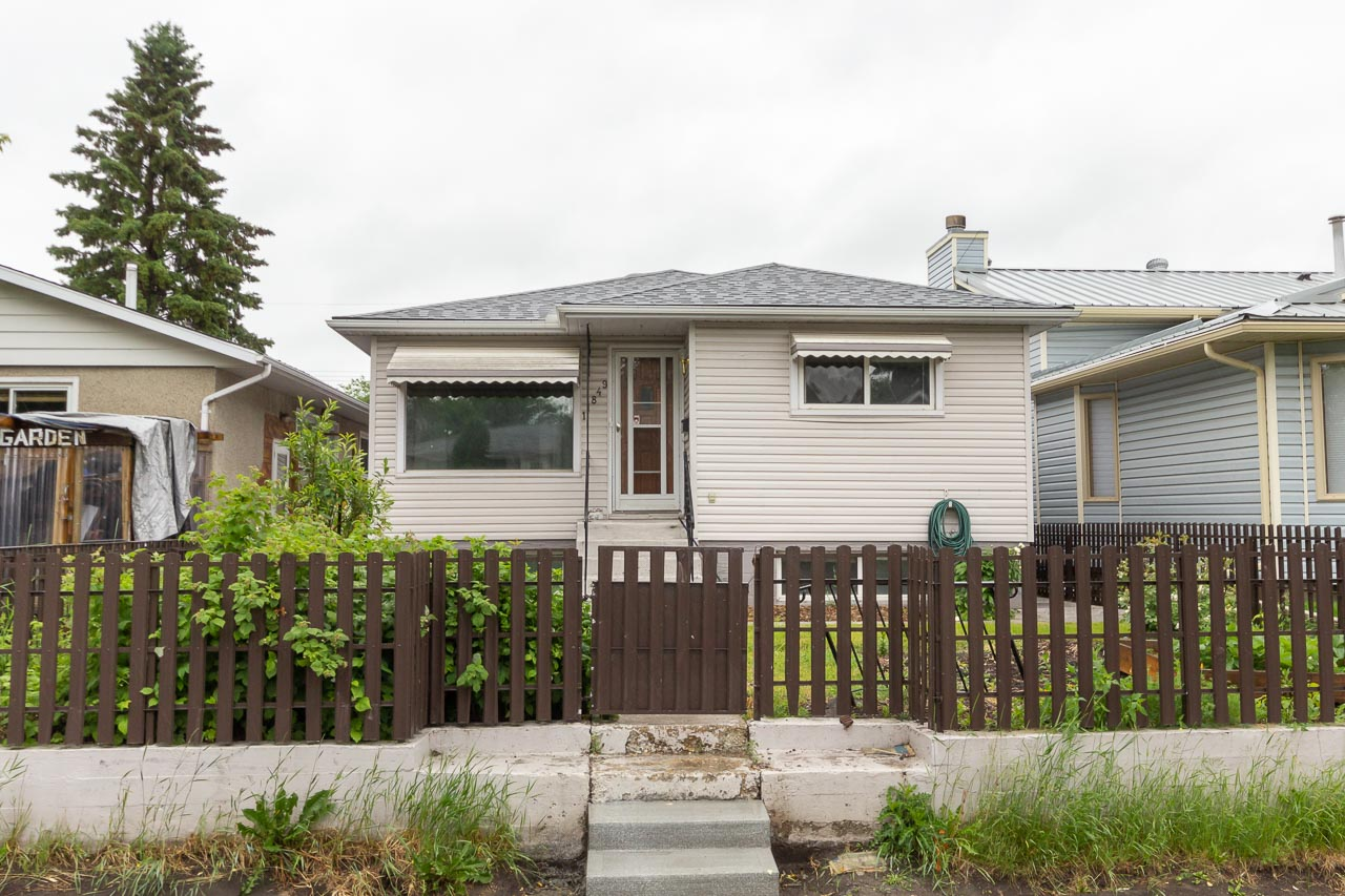 Investor Alert! Newton bungalow with finished basement