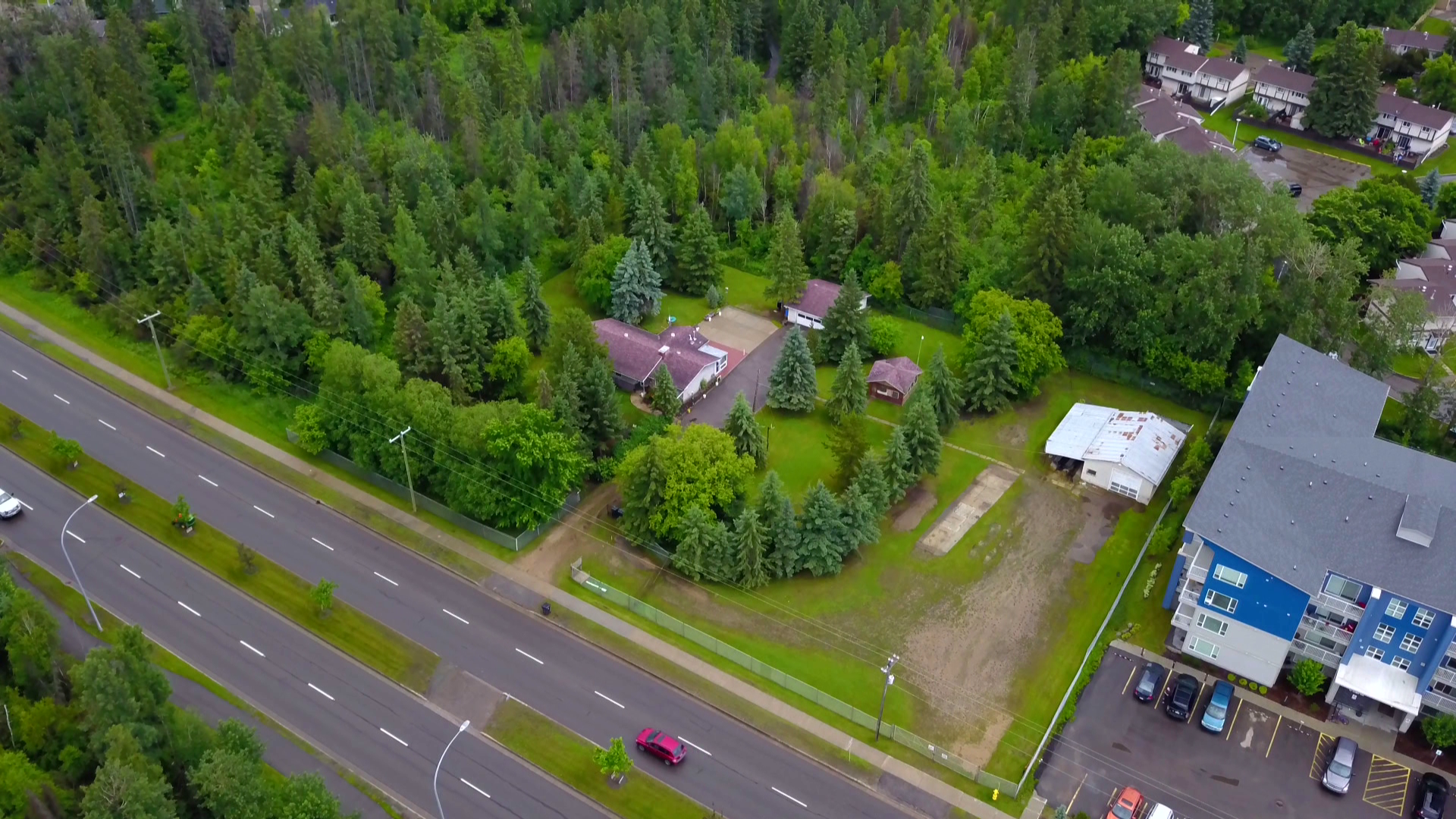 Prime development opportunity in Spruce Grove