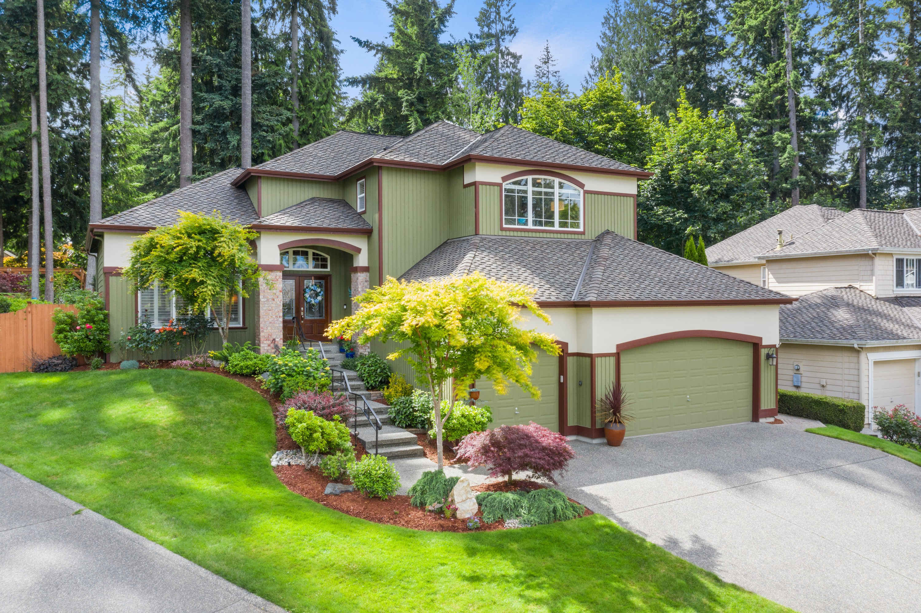 Brighton - A Highly desirable Mill Creek Neighborhood