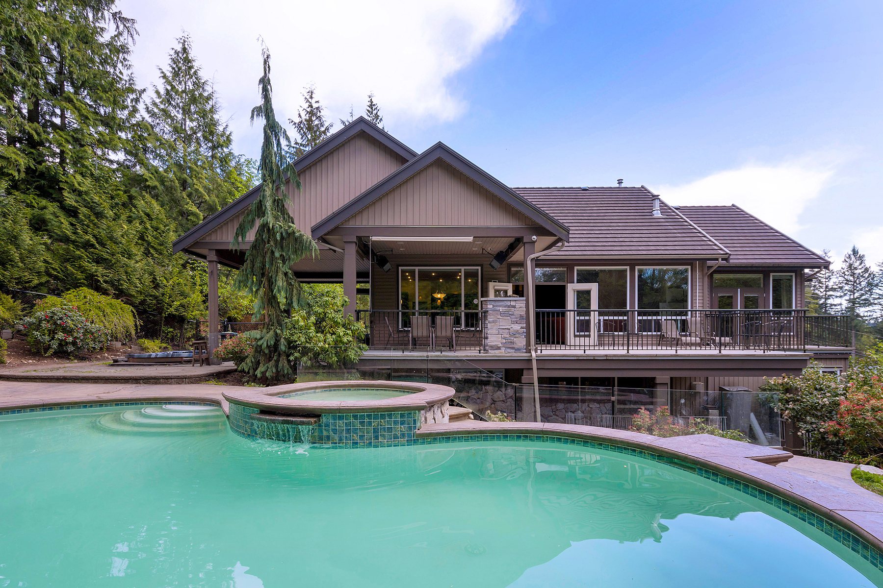 Stunning Anmore Estate - With Dream-Like Backyard Oasis