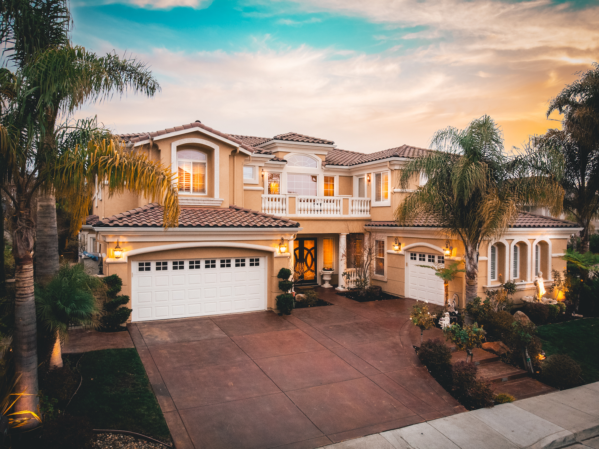 Built by Toll Brothers, this coveted San Marino floorplan is located in the desirable gated community of Pinnacle at Dublin Ranch