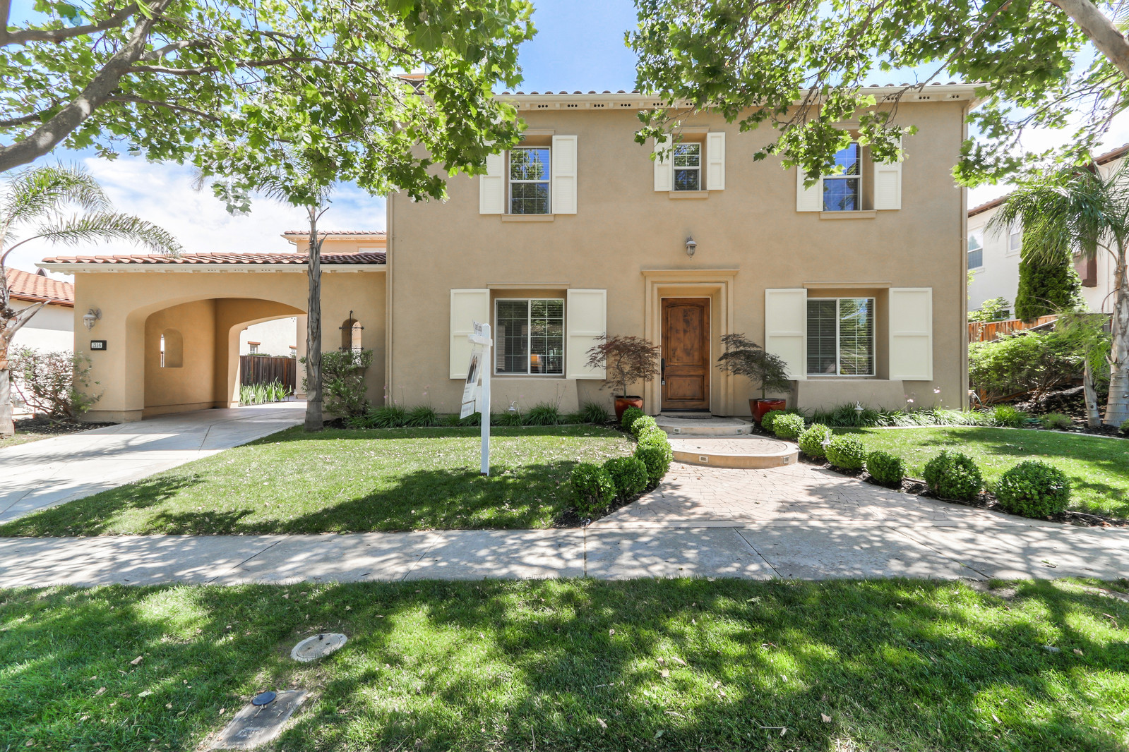Stunning home located in the premium Gallery neighborhood of Gale Ranch features an open flexible floor plan, in-law suite and stunning views