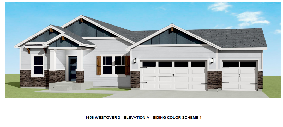 To Be Built by Westover Homes